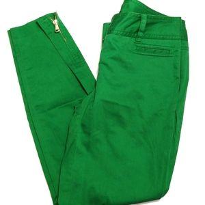 Express Design Studio Emerald Green cropped